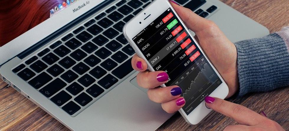 Aktien Kauf per App