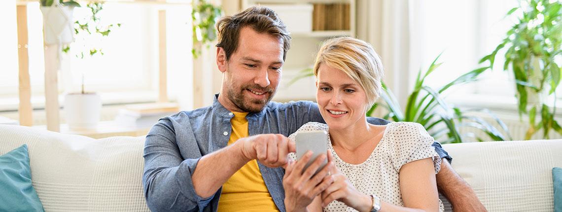 Sparen durch Smartphone Apps