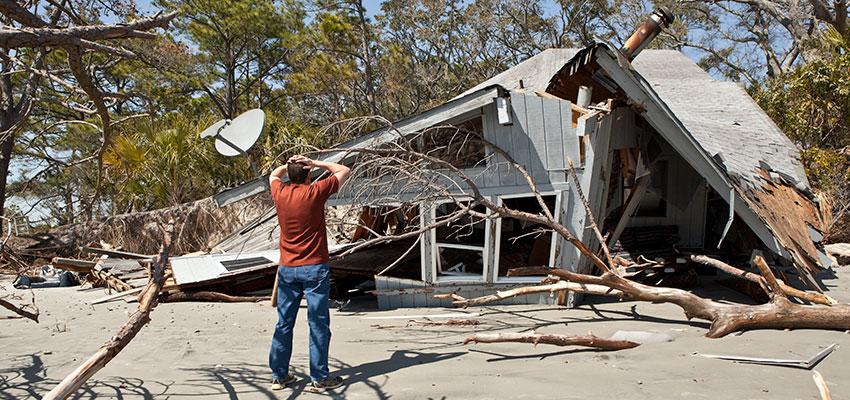Hausratversicherung Sturmschäden: Wer zahlt?