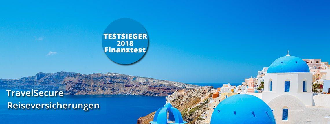TravelSecure Reiserücktritts- und abbruchversicherungen